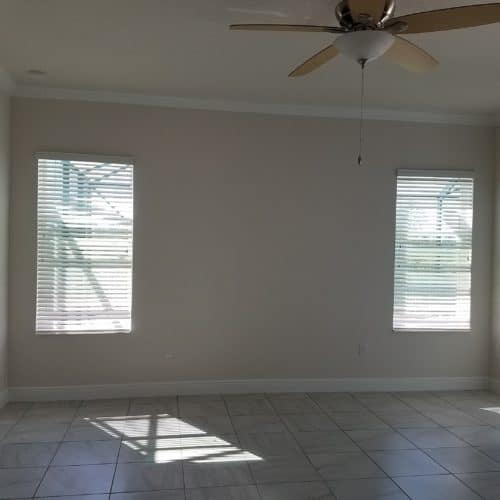Distressed Wood Blinds